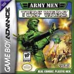 Army Men - Turf Wars (USA)