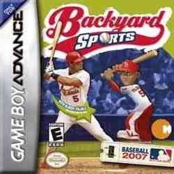 Backyard Sports - Baseball 2007 (USA)