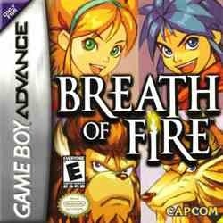 Breath of Fire (USA)