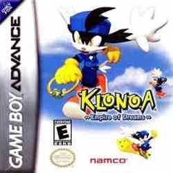 Klonoa - Empire of Dreams (USA)