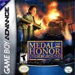 Medal of Honor - Underground (USA)