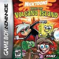 Nicktoons - Battle for Volcano Island (USA)