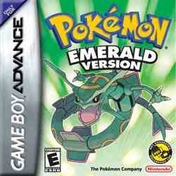 Pokemon - Emerald Version (USA, Europe)