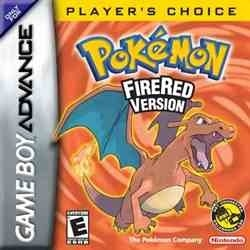 Pokemon - FireRed Version (USA)