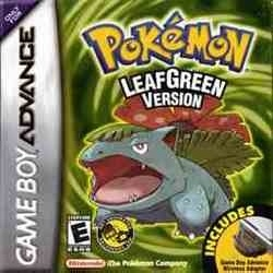 Pokemon - LeafGreen Version (USA)