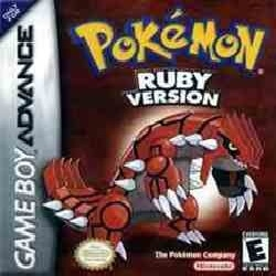 Pokemon - Ruby Version (USA)