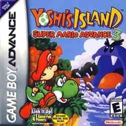 Super Mario Advance 3 - Yoshis Island (USA)