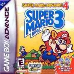 Super Mario Advance 4 - Super Mario Bros. 3 (