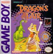 Dragons Lair - The Legend GB