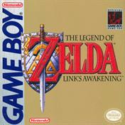 Legend of Zelda, The - Links Awakening GB