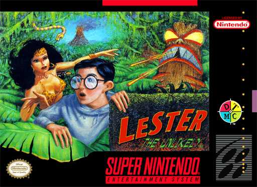 Lester the Unlikely  Snes