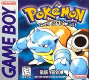 Pokemon - Blue Version GB