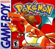 Pokemon - Red Version GB