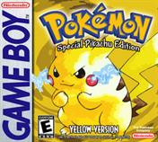 Pokemon - Yellow Version - Special Pikachu Ed