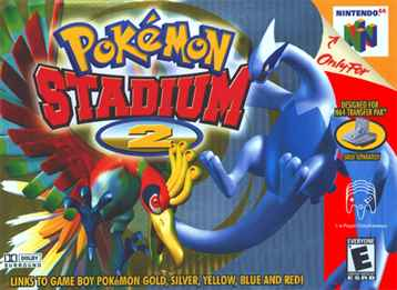 Pokemon Stadium 2 N64
