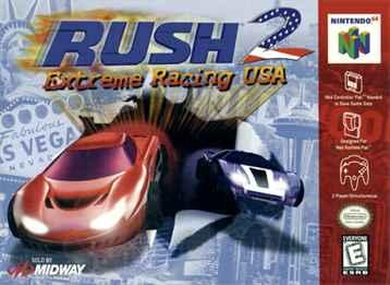 Rush 2 - Extreme Racing USA N64