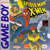 Spider-Man - X-Men GB