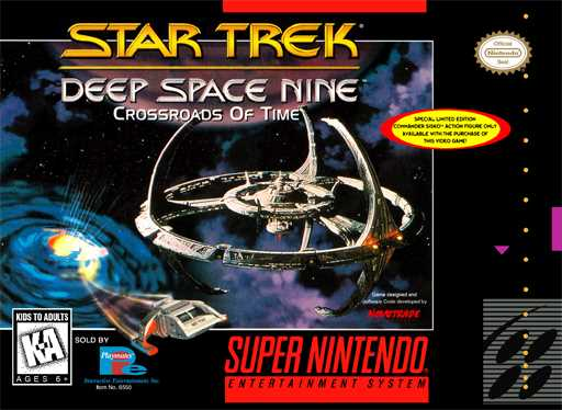 Star Trek - Deep Space Nine - Crossroads of T
