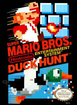 Super Mario Bros. + Duck Hunt Nes