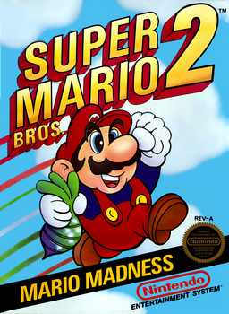 Super Mario Bros. 2 Nes