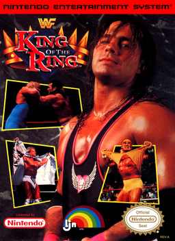 WWF King of the Ring Nes