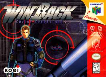 WinBack - Covert Operations N64