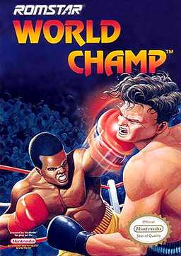 World Champ - Super Boxing Great Fight Nes