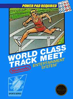 World Class Track Meet Nes