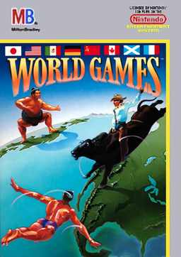 World Games Nes
