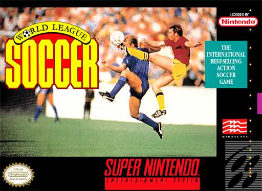 World League Soccer  Snes