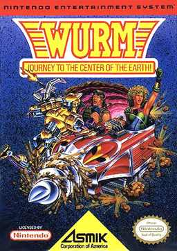 Wurm - Journey to the Center of the Earth! Ne