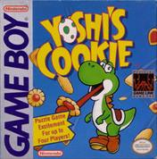 Yoshis Cookie GB